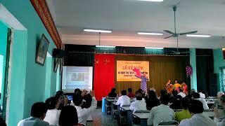 Làm theo lời Bác - biểu diễn: Tuấn Anh và tốp múa Thư viện tỉnh Thái Bình