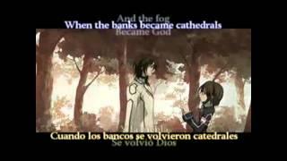 Violet Hill Vampire Knight - Coldplay (inglés-español)