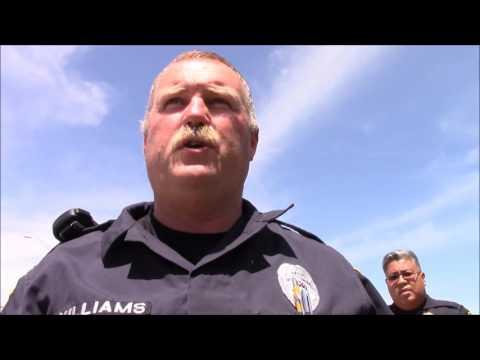 ERASE YOUR FOOTAGE!!!!!! FT. SAM HOUSTON POLICE