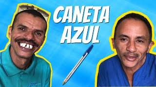 CANETA AZUL E PAPA-CAPIM DOIS FENÔMENOS