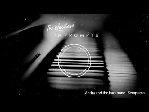 Piano Rendition - Andra and the backbone - Sempurna (Audio Only)