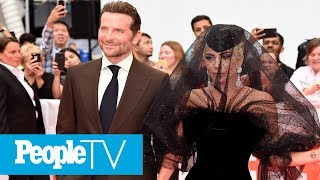 Lady Gaga On Bradley Cooper Songwriting For 'A Star Is Born': He's A 'Real Musician' | PeopleTV