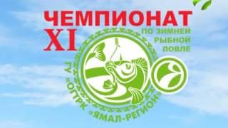 ХІ традиційний відкритий Чемпіонат із зимової риболовлі ОДТРК Ямал-Регіон