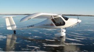 Repeat youtube video Urgent Landing on Frozen Lake