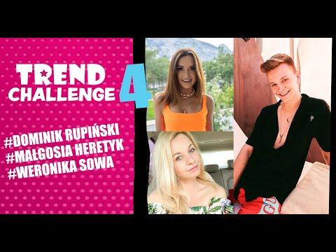 DOMINIK RUPIŃSKI, MAŁGORZATA HERETYK, WERONIKA SOWA oceniamy stylówki- Trend Challenge 4