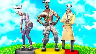 L'ULTIMO CHE CADE VINCE 5000 V-BUCKS!! - FORTNITE