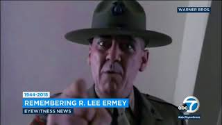 Lee Ermey from