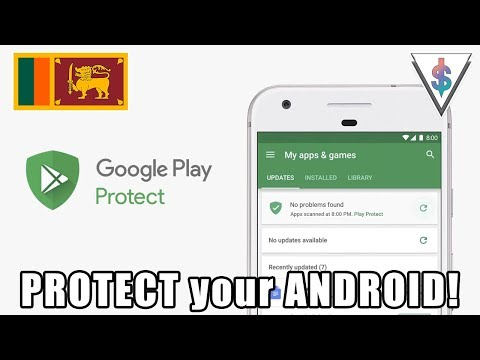 This is Google Play Protect!