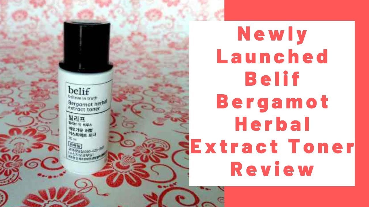Witch Hazel Herbal Extract Toner by belif #14