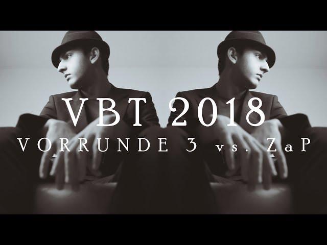 VBT 2018 | VR3 [7*:7] | MagentA (feat. BonGa) vs. ZaP (prod. by beatowski / Zeptah)