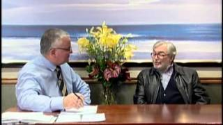 Monty Norman interview on board Queen Mary 2