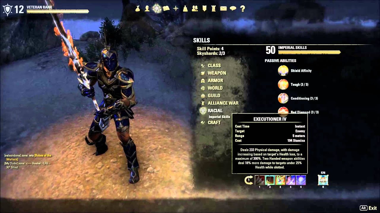 Best Pve Build Eso
