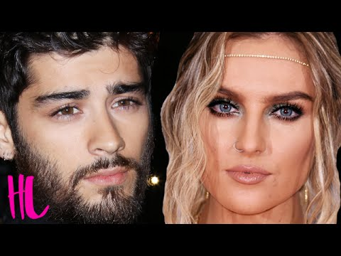 Zayn Malik & Ex Perrie Edwards: New Rivalry
