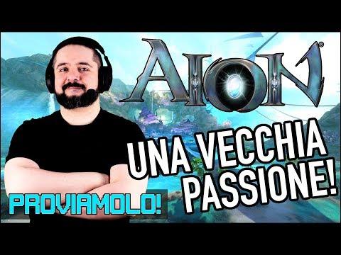 UNA VECCHIA PASSIONE! ▶▶▶ AION – A NEW DAWN Gameplay ITA – PROVIAMOLO!