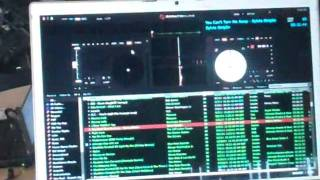 Setting up Serato ScratchLive to Dj with one Turntable