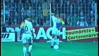 Football Archive: VfL Bochum vs FC Cologne (Bundesliga 1997)