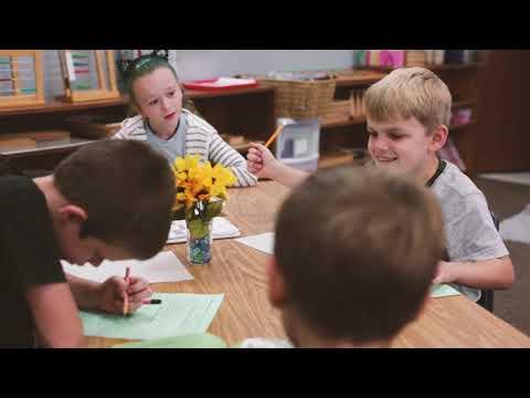 Montessori Academy of Chambersburg Promo 2