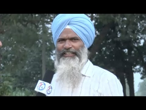 Organic Farmer Gurdial Singh Ji gives us a tour of his innovative methods