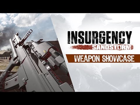 Insurgency: Sandstorm - Weapon Showcase | G36K