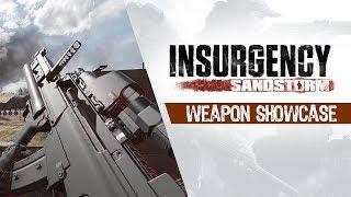 Insurgency: Sandstorm - Weapon Showcase   G36K