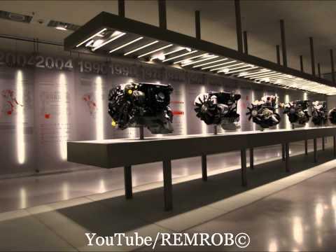 BMW Museum Munich, Germany 2013