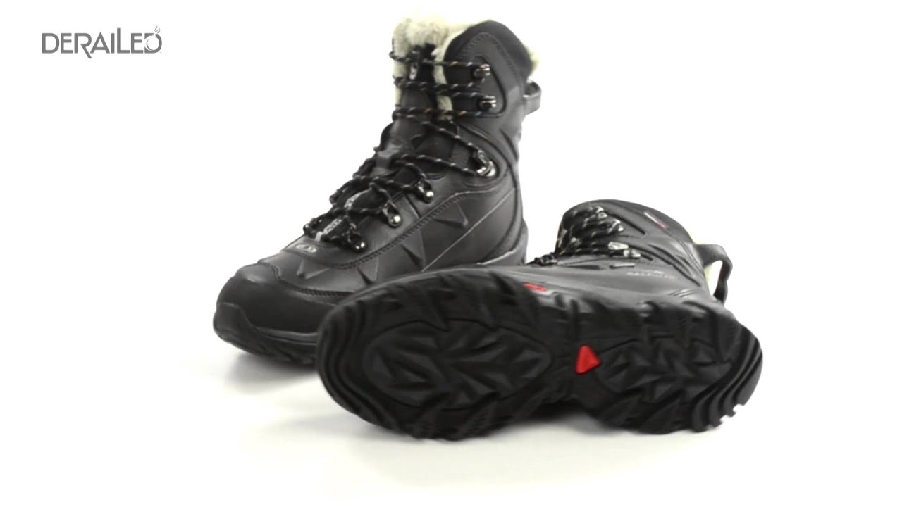 Salomon Nytro Gore-Tex® Winter Boots - Waterproof (For