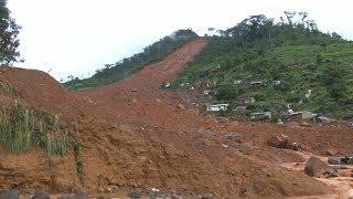 Оползень в Сьерра-Леоне: погибших может быть до 1000 (новости)