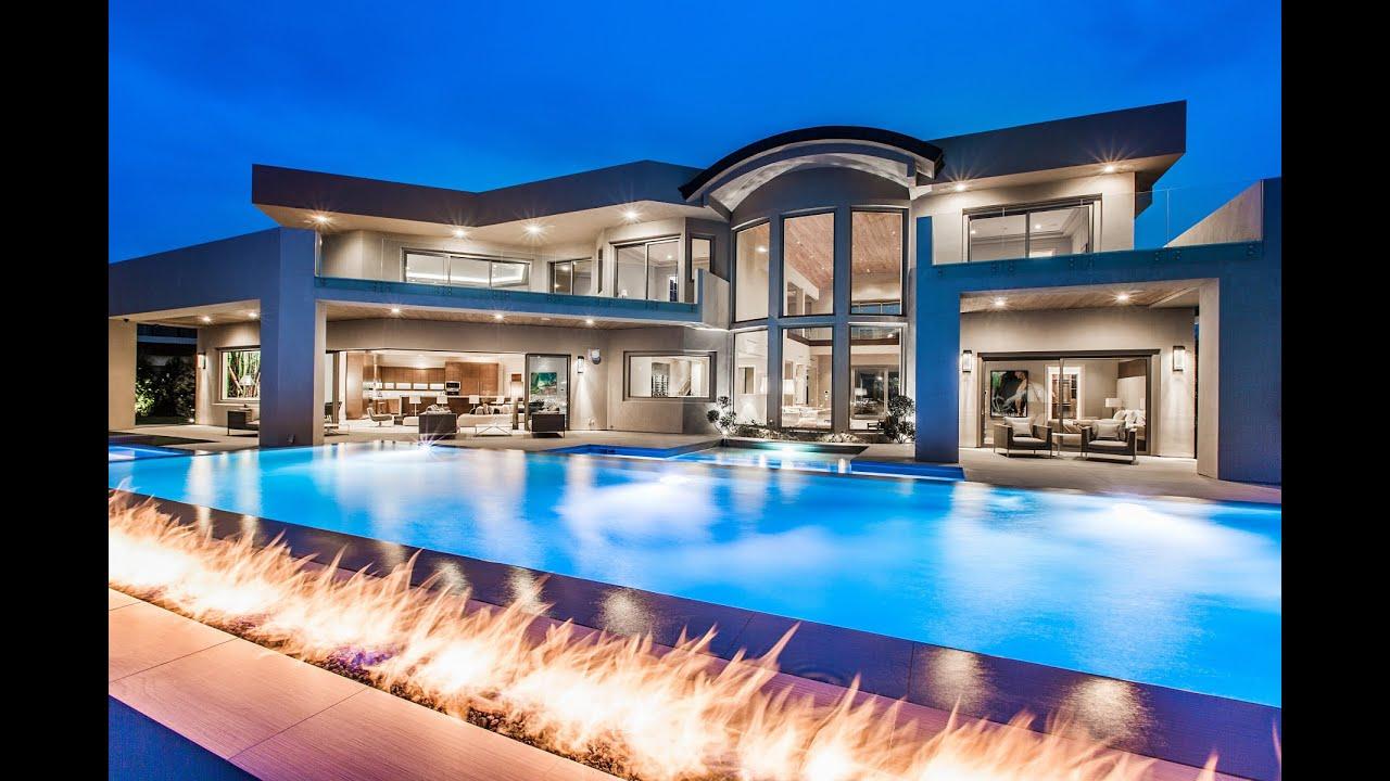 Luxury Estate in The Ridges - YouTube