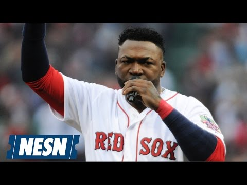 David Ortiz Farewell: Red Sox Announce No. 34 Will Be Retired