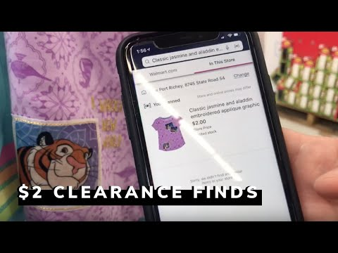 This Is Crazy! Using Walmart App To Find Secret Hidden Clearance Items! No Coupons Needed