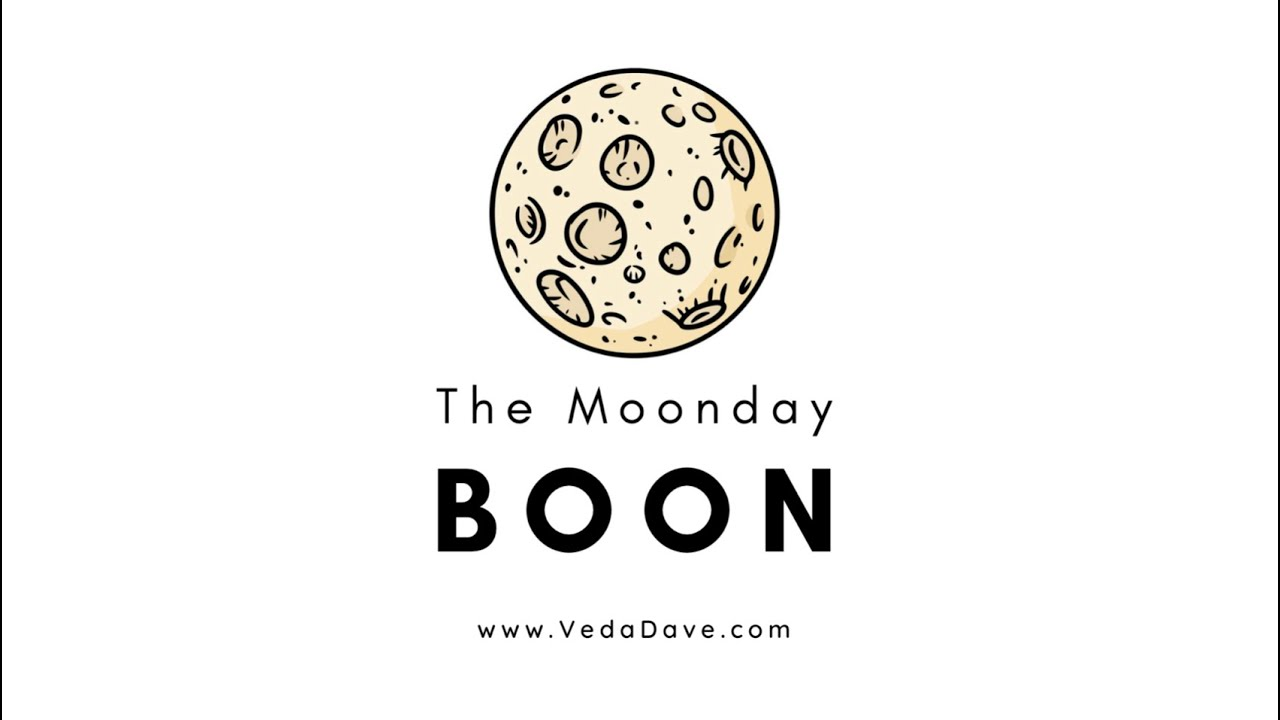 The Moonday Boon — 2020-10-12