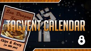 TAGVent Calendar - Day 8