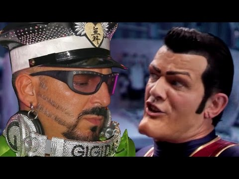 We Are Number One but it's a L'Amour Toujours remix