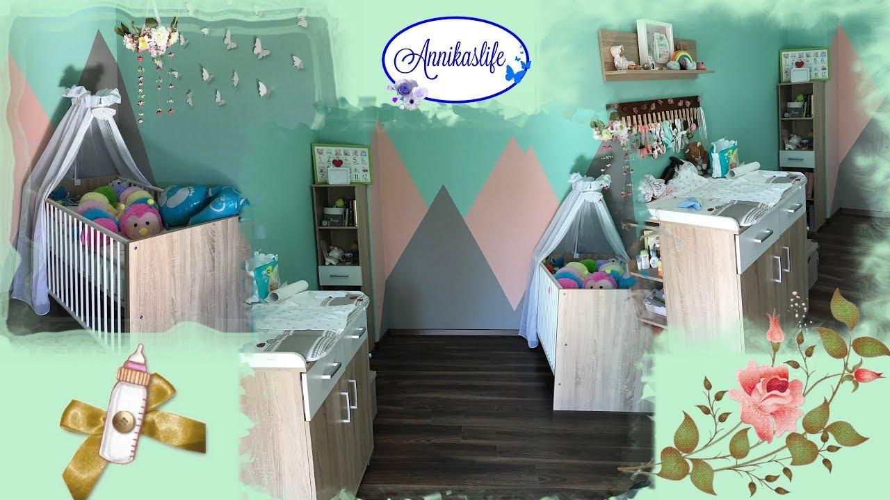 Nursery Tour // Woods, Mountains and Meadows // AnnikasLife