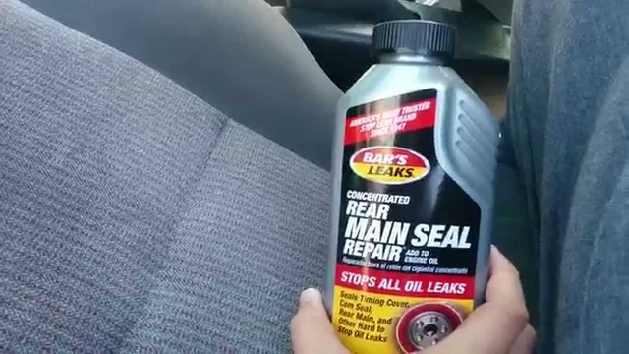 Oil Leak Repair >> How To Fix Honda Civic Rear Main Seal Oil Leak Repair