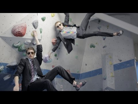 Footloose (with pro climbers)