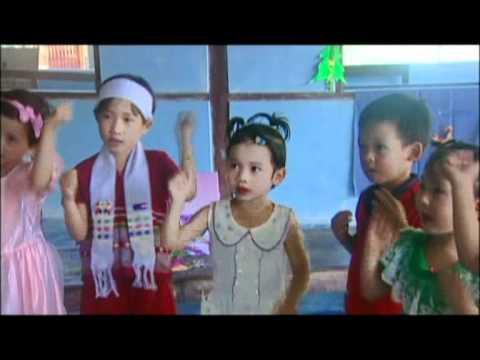Karen Gospel song for children 2