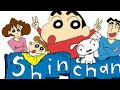 Shin Chan All characters with Names