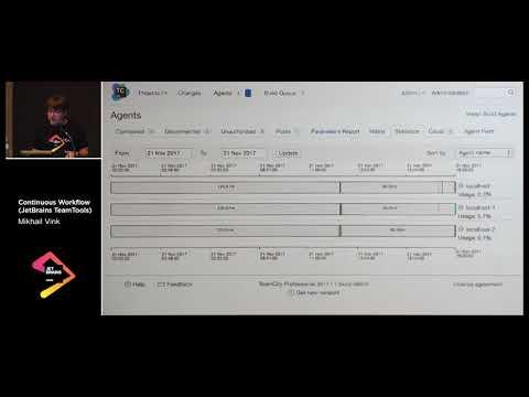 Continuous Workflow (JetBrains Team Tools) by Mikhail Vink