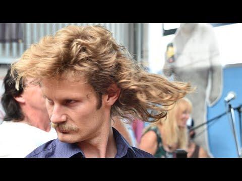 Festival Der Frisur Die Wiedergeburt Des Vokuhila Youtube