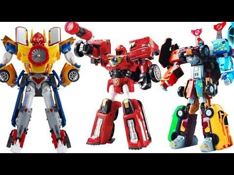 Трансформеры ТОБОТЫ и Машники-Трансформеры Игрушки для мальчиков новые серии - Тобот Атлон!