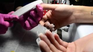 Базовый курс по наращиванию ногтей!