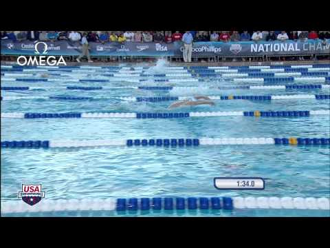 Men's 200m Butterfly A Final   2011 ConocoPhillips National Championships
