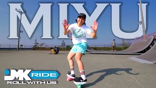 Miyu Hiraoka - New JMK Rider!