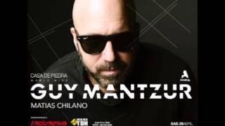 Matias Chilano - Live Set At Casa de Piedra - WorldWide With Guy Mantzur - 29-04-2017