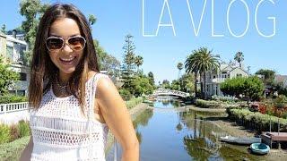 LA Vlog   Santa Monica, Hollywood, Beverly Hills, Kim K Masterclass - Vlog #37 - TrinaDuhra