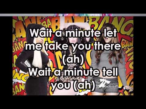 Jessie J, Ariana Grande, Nicki Minaj - Bang Bang (karaoke instrumental with lyrics)