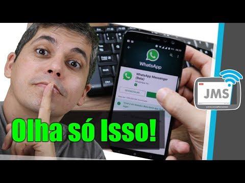 Agora seu WhatsApp tem NOTIFICAÇÕES com PRIORIDADE por Contatos
