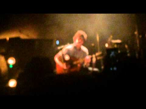 Jamie T - New England - Billy Bragg cover (Hackney Empire Live) 12 June