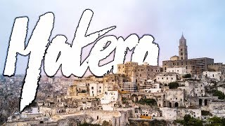 HOW TO TRAVEL MATERA | Italian Hidden Gem Destination